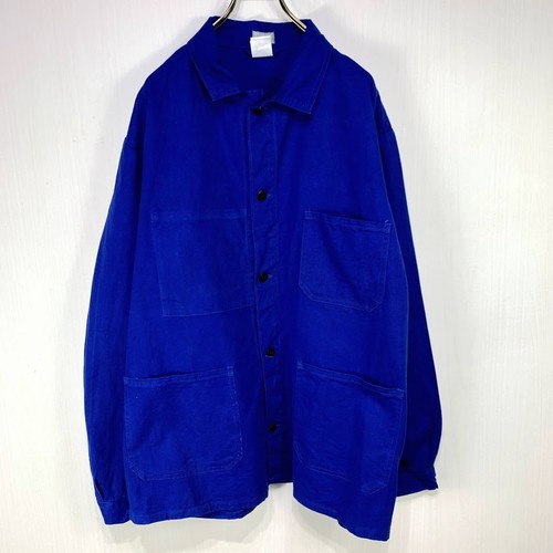 【USED】French work jacket