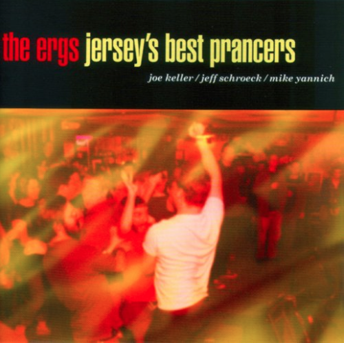 the ergs / jersey's best prancers cd