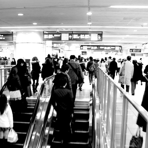 Station 4 | 駅 効果音/環境音