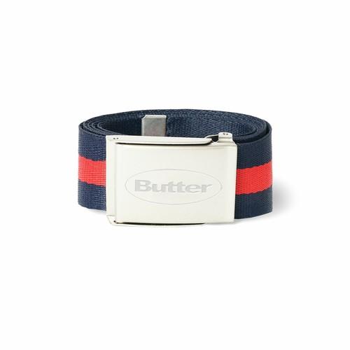 BUTTER GOODS 【Stripe Belt 】
