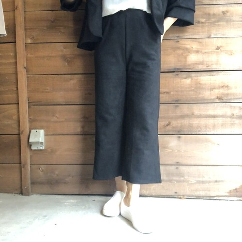 Wide pants 【New product】