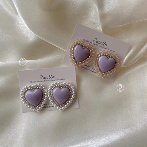 リコレハート (lilac purple)