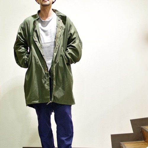 1970s US ARMY M-65 Fishtail Parka / Shell & Liner / Non Wash Condition !! フィッシュテール パーカー