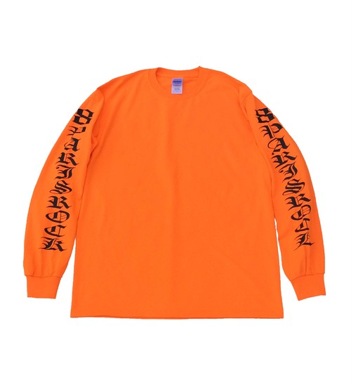 """8PARISROCK"" LONG SLEEVE TEE"