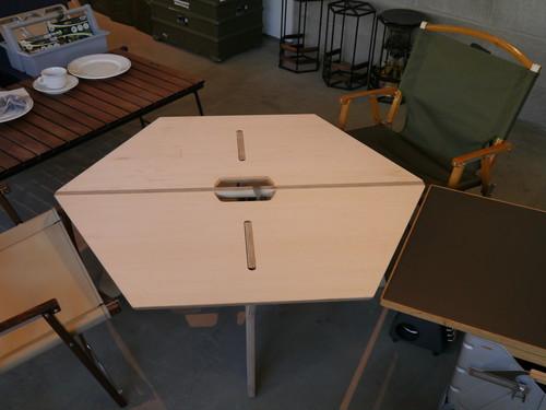 H&O ヘックステーブル 無塗装