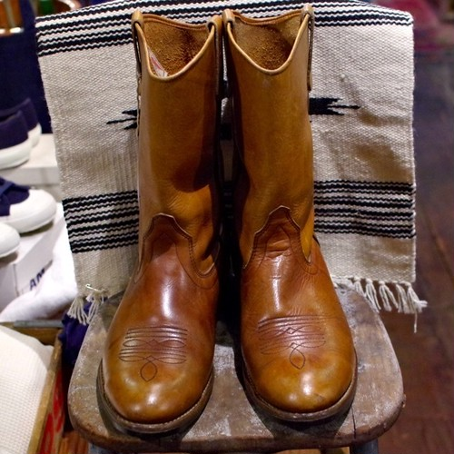 1980s Red Wing Western Boots / レッドウィング カウボーイ ブーツ