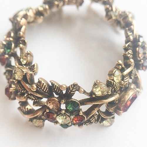 """Coro"" fall color bracelet[h-86]"