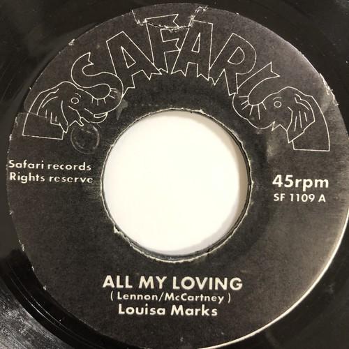 Louisa Mark(ルイーザマーク) - All My Loving【7-20201】