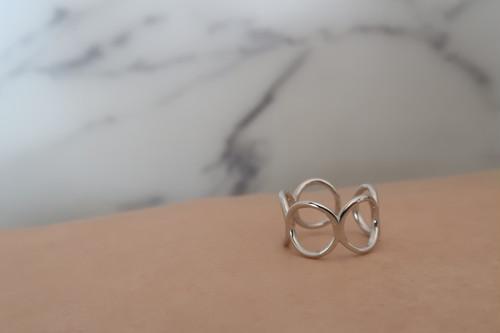 circle eternity ring