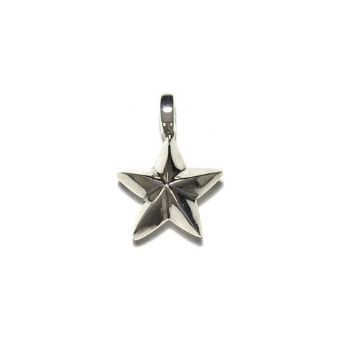 STEADY HIGH/ステディハイ Chubby star pendant