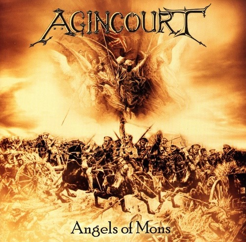 """AGINCOURT """"Angels of Mons"""" (輸入盤)"""