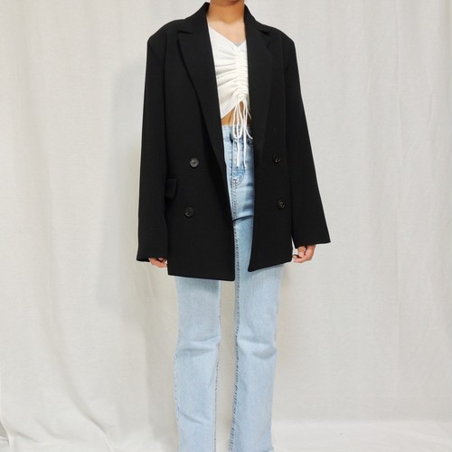 double button jacket (1col)