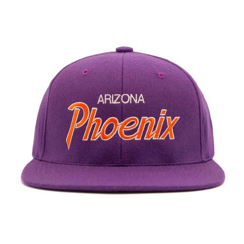 "HOOD®︎ ""ARIZONA Phoenix"" CAP PURPLE"