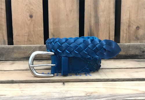 RE.ACT Buttero Mesh Belt Blue