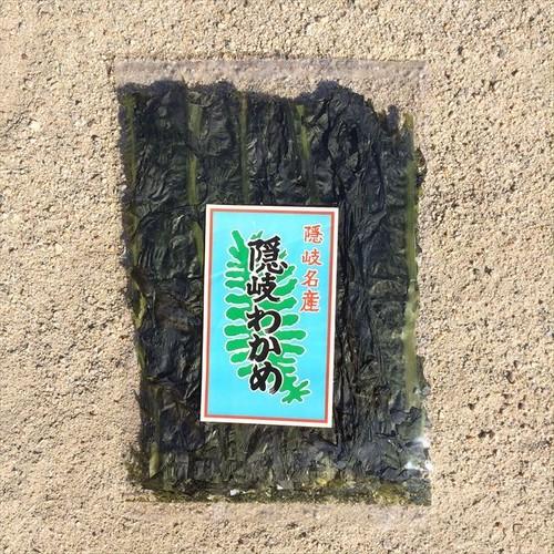 島根県・隠岐諸島『板ワカメ』