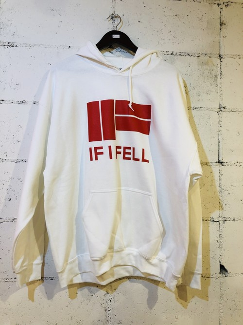 【IF I FELL】LOGO パーカー