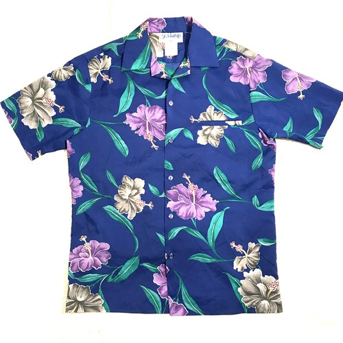 SEA WIND アロハシャツ Made in Hawaii