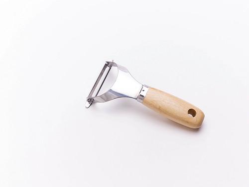 木製調理器 「木柄ピーラー」 ポストIN発送対応商品