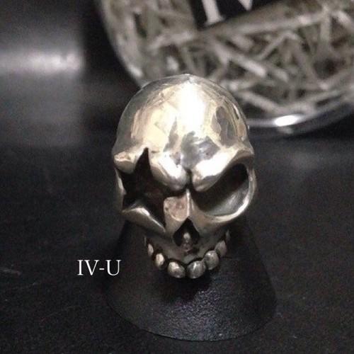 Bad Face Skull Star