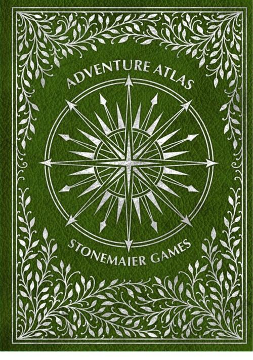 Stonemaier Games トークンセット 「Adventure Atlas」