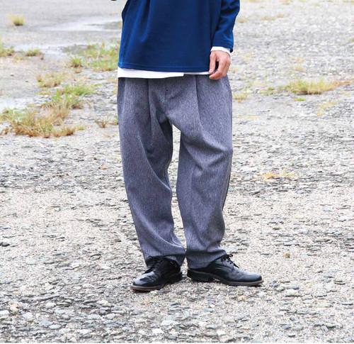 激売れ再&最終入荷☆ quolt《MELANGE PANTS》2色★<夏までテンションMAXで履けちゃう♬