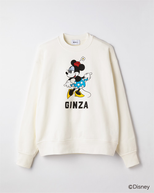 MINNIE MOUSE SWEAT SHIRT