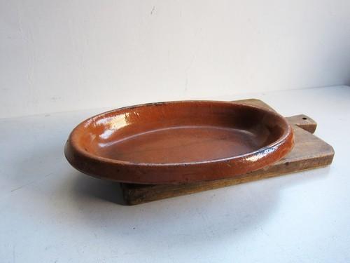 19世紀 南仏 グラタン皿