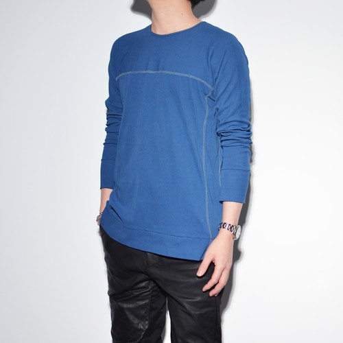 Motion Cut L/S〈Blue〉