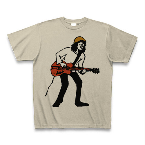 オリジナル・TシャツA(シルバーグレー)