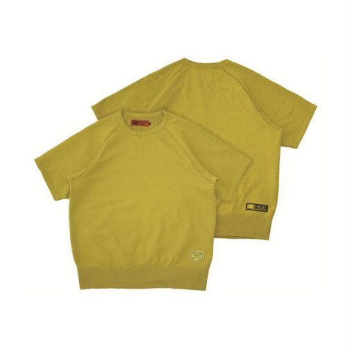 PALLET LIFE STORY COL SWEATER.HS PALLET0017 M.YELLOW