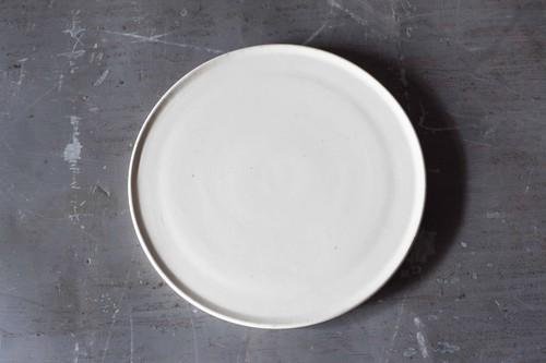 Czech 白磁ケーキ皿