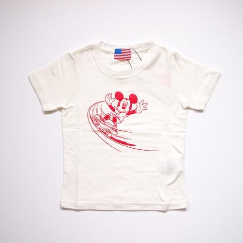 【KID'S】 MICKEY SKATE TEE