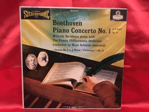 バックハウス ベートーヴェン協奏曲1番