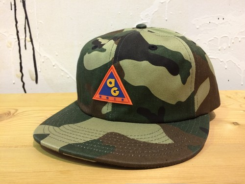 Acapulco Gold – AG ALL CONDITIONS TWILL 6 PANEL CAP
