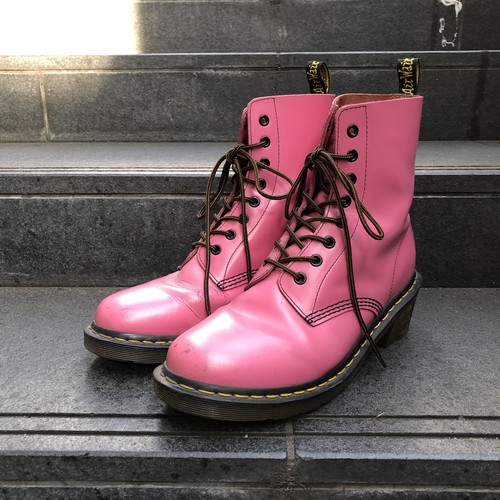 【USED】DR MARTENS / 8ホールヒールブーツ SIZE 10