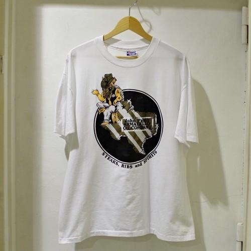"""1980-90s """"BAR"""" Tee / 90年代 アルマジロ バー Tシャツ"""