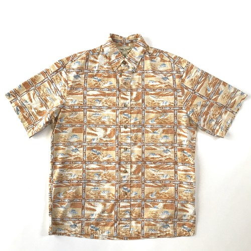USEDアロハシャツ cooke street  / size M