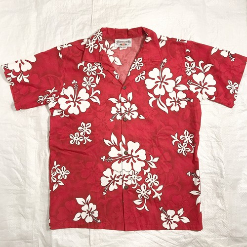 【PACIFIC LEGEND】アロハシャツ Made in Hawaii