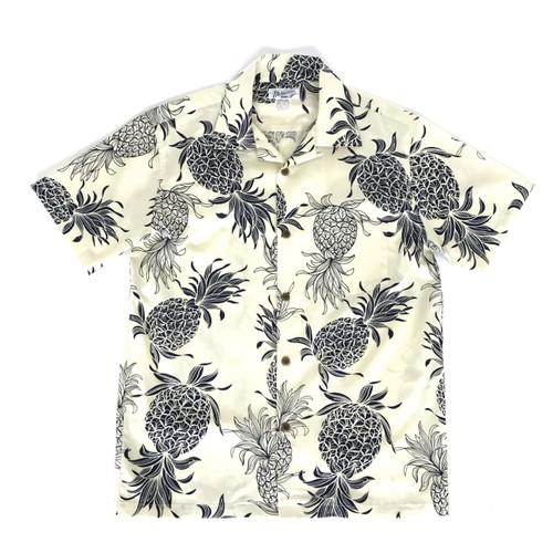 Mountain Men's アロハシャツ  Pineapple