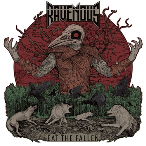 "【特典付き】RAVENOUS ""Eat The Fallen"" (予約)"