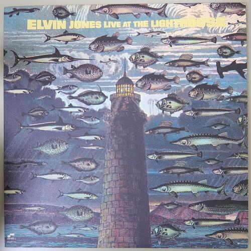 ELVIN JONES / LIVE AT THE LIGHTHOUSE 米オリジナル