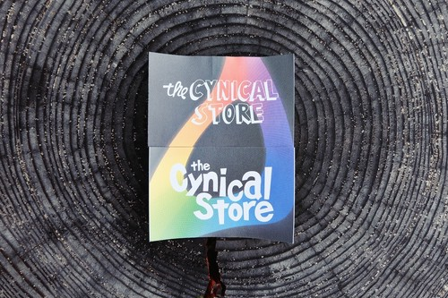 Sticker 「The Cynical Store」