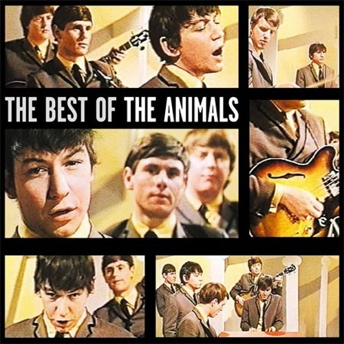 CD 「THE BEST OF / THE ANIMALS」