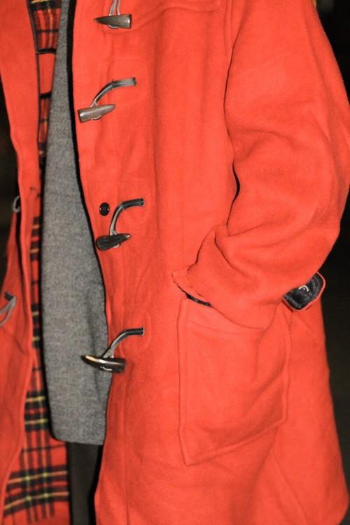 80's gloverall duffle coat
