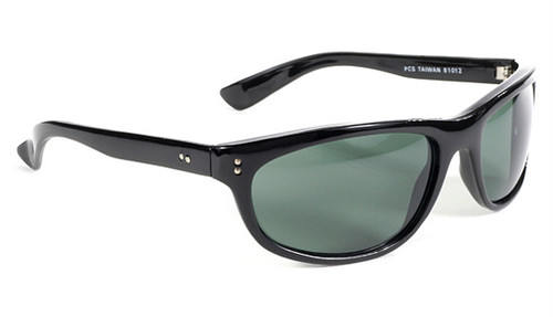 Dirty Harry sunglasses,#81012 - G-15 Grey/Black Frame