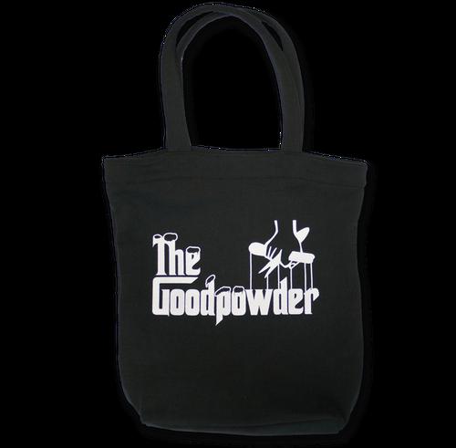 SWEAT TOTE BAG L (THE GOOD POWDER)