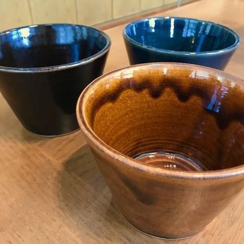 Rinオリジナル どんぶり碗 出西窯 (在庫限りセール品)