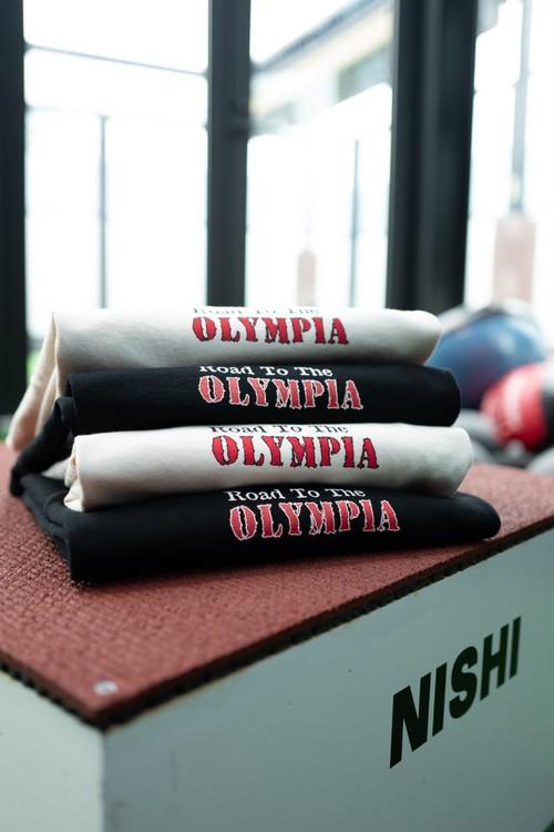 "Cutoff Raglan ""X""T-Shirts (BK/BK)の商品画像5"
