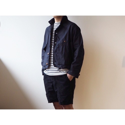 another 20th century (アナザートゥエンティースセンチュリー) River Runs Jacket NAVY