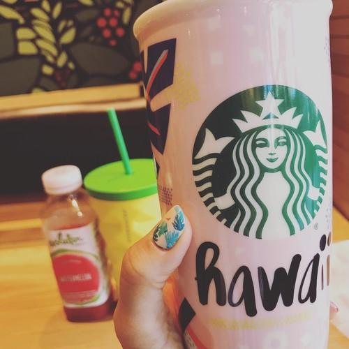 Hawaii限定スタバタンブラー